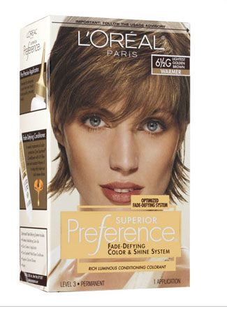 loreal hair color 71